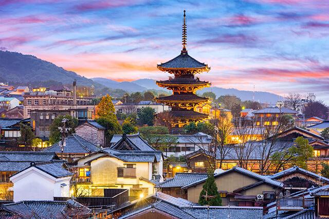 Du lịch Nhật Bản mang tới những trải nghiệm mới mẻ, tuyệt vời