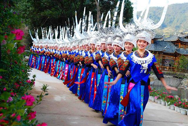 Sự đa dạng trong văn hóa chính là nét đặc sắc tiêu biểu khi đi du lịch Quý Châu.