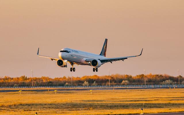 Bạn có thể lựa chọn du lịch Quý Châu bằng đường hàng không.