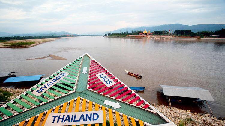 Khu tam giác vàng ở Thái Lan