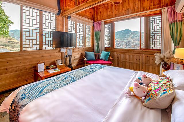 Lựa chọn các hình thức nhà nghỉ như Inn, motel, homestay sẽ tiết kiệm chi phí hơn