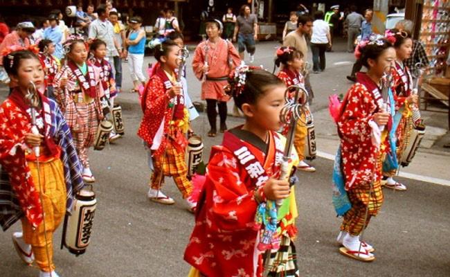 Lễ hội trẻ em Shichigosan