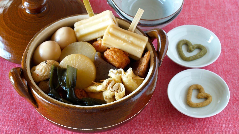 Món Oden ở Nhật