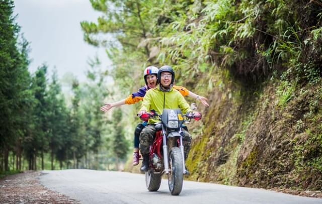 Đi tour du lịch Sapa cho 2 người có thể chuẩn bị đồ chung với nhau cho cả chuyến hành trình.
