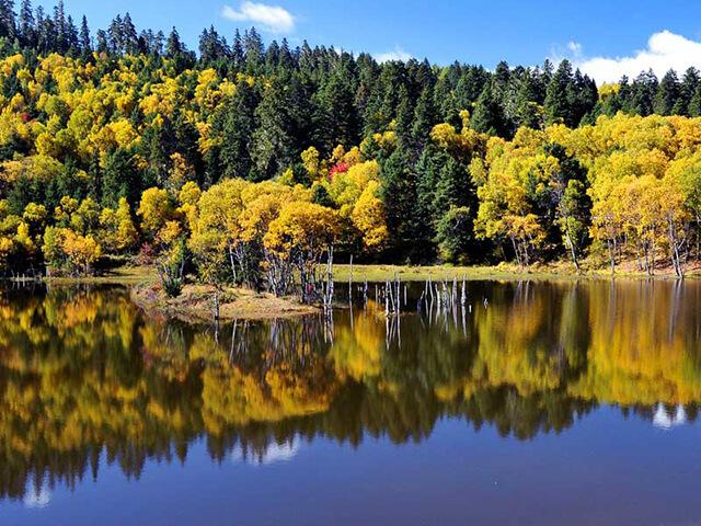 Công viên Potatso mê mẩn du khách bởi vẻ đẹp trong trẻo, không khí thoáng đãng tươi mát