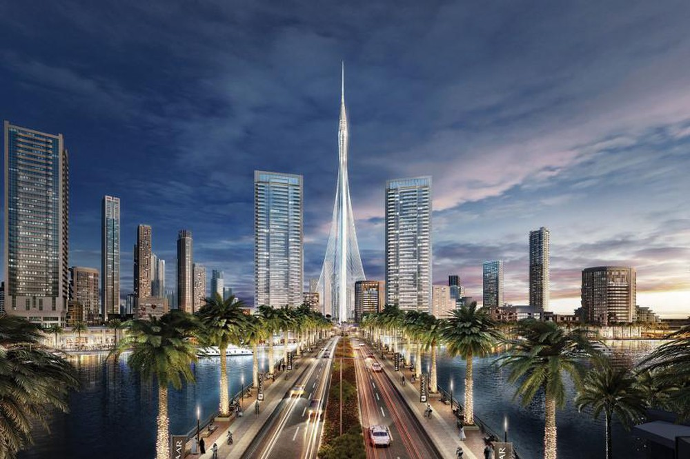 Tòa nhà Dubai Creek Tower