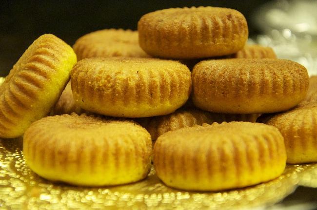 Bánh Emirati Dubai