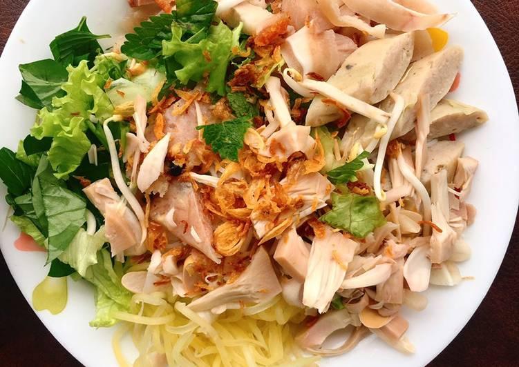Ẩm thực tại chợ Hàn Đà Nẵng