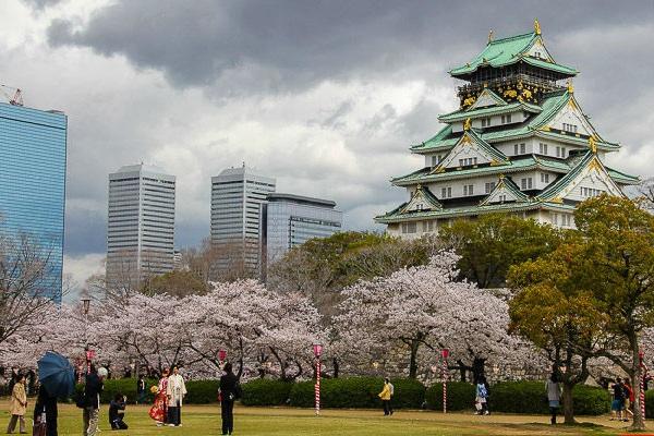 Công viên Osaka Nhật Bản