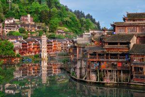 Lịch trình tour du lịch Phượng Hoàng cổ trấn tham quan Trùng Khánh