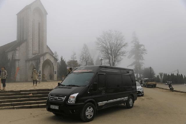 Đặt vé du lịch Sapa bằng xe Limousine từ sớm để giữ chỗ
