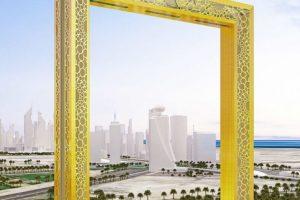 Đi du lịch Dubai ấn tượng với khung ảnh mạ vàng