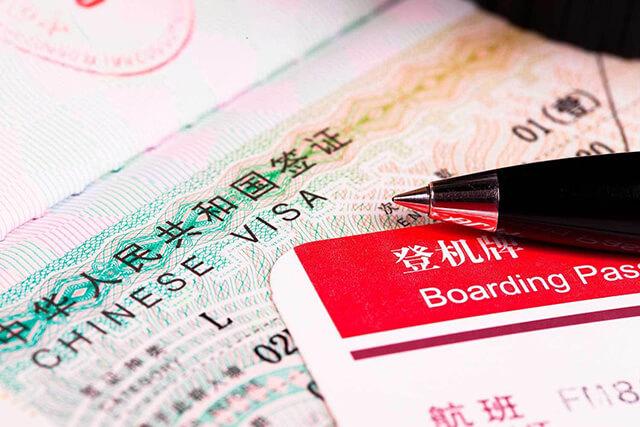 Visa loại L để du lịch Trung Quốc