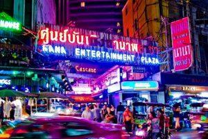 """Một số khu """"đèn đỏ"""" Bangkok nổi tiếng tại Thái Lan"""