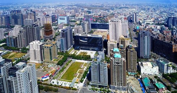 thành phố Đài Trung