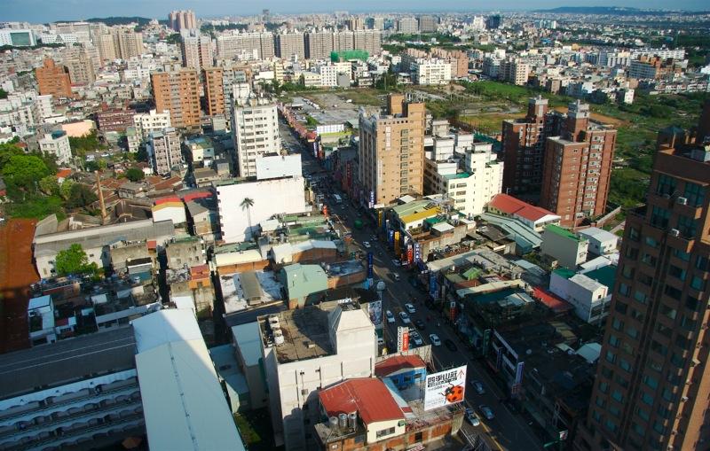 thành phố Tân Đài Bắc