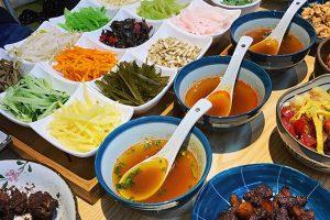 Du lịch Quý Châu Trung Quốc review món ăn ngon