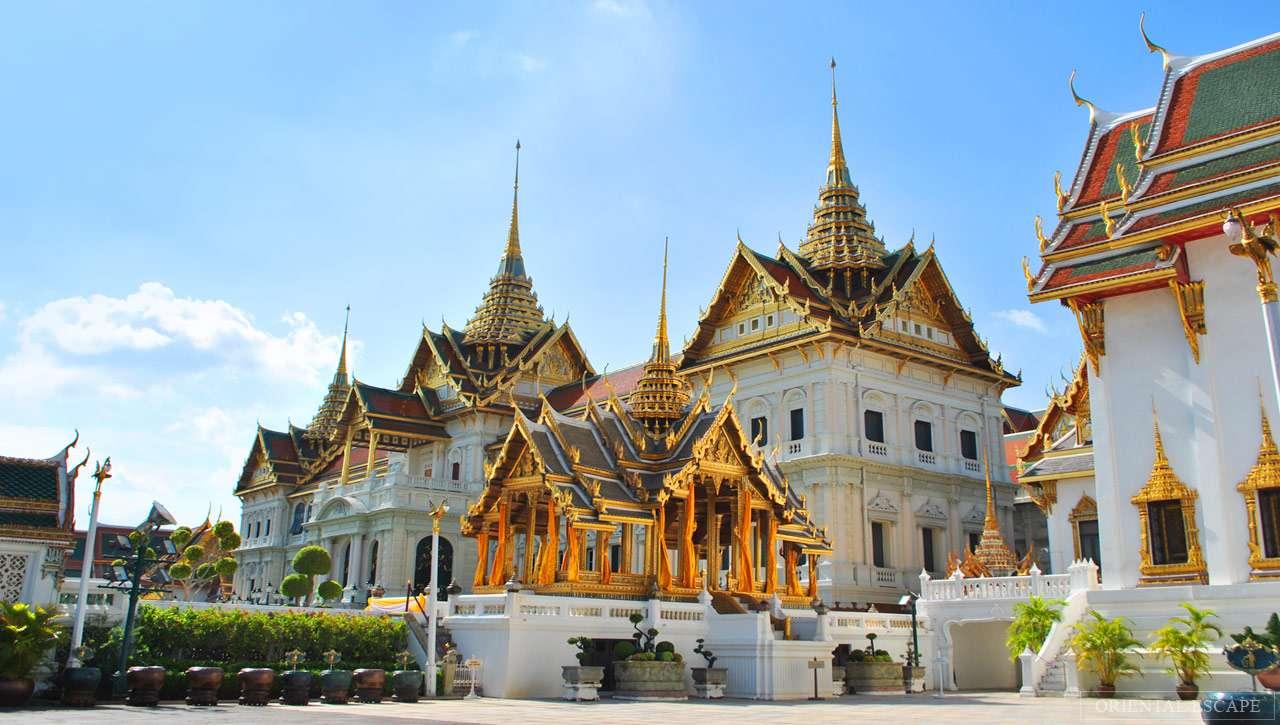 Đôi nét về chùa Wat Pho, Thái Lan