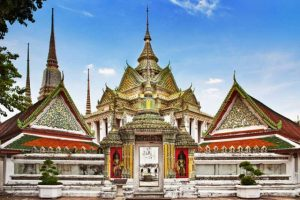 Tìm hiểu về ngôi chùa Wat Pho Bangkok trước chuyến đi du lịch Thái Lan
