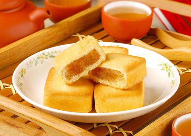 Đã du lịch Đài Loan đừng quên thưởng thức bánh dứa