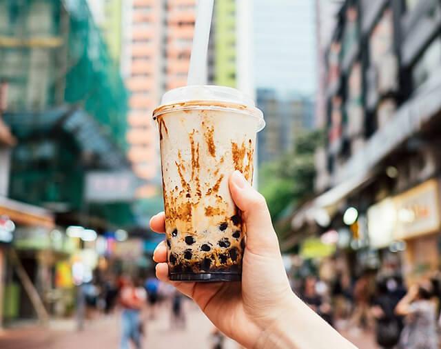 Đài Loan là quê hương của thức uống trà sữa thần thánh