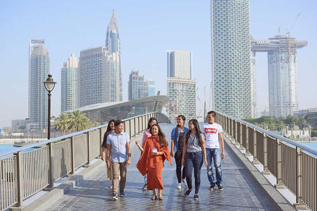 Du lịch Dubai cần cảnh giác các tội phạm móc túi, lừa đảo