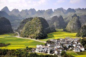 4 điểm đến hấp dẫn trong chuyến du lịch Quý Châu Thiên Hộ Miêu trại