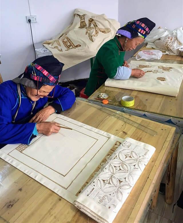 Đến với Làng Đan Trại để khám phá những nghề thủ công truyền thống của các dân tộc thiểu số ở Quý Châu