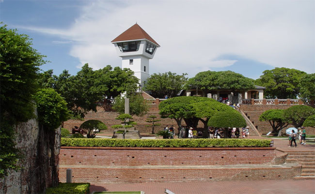 pháo đài An Bình