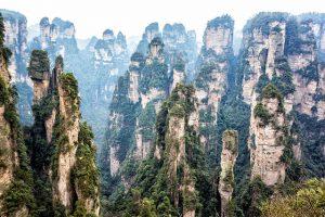 Đi tour du lịch Trương Gia Giới để ngắm những cảnh đẹp quên lối về!