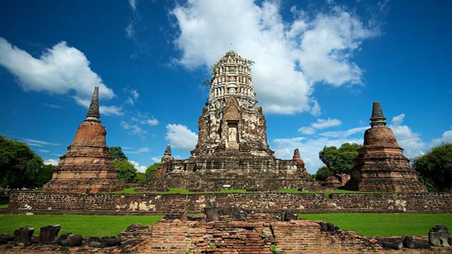 Đền Wat Ratchaburana
