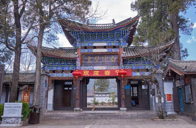 Nhiều di tích lịch sử, kiến trúc, công trình hàng trăm năm tuổi vẫn được bảo tồn tại Bạch Sa cổ trấn