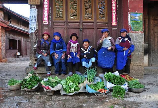 Cuộc sống thường nhật bình dị, yên ả tại Bạch Sa cổ trấn