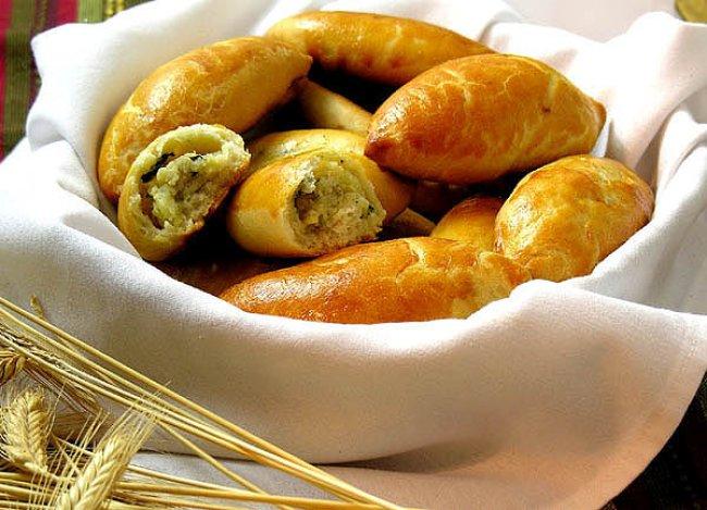Bánh Pirozhki