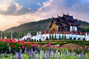 Những điểm du lịch hấp dẫn ở Miền Bắc, Thái Lan