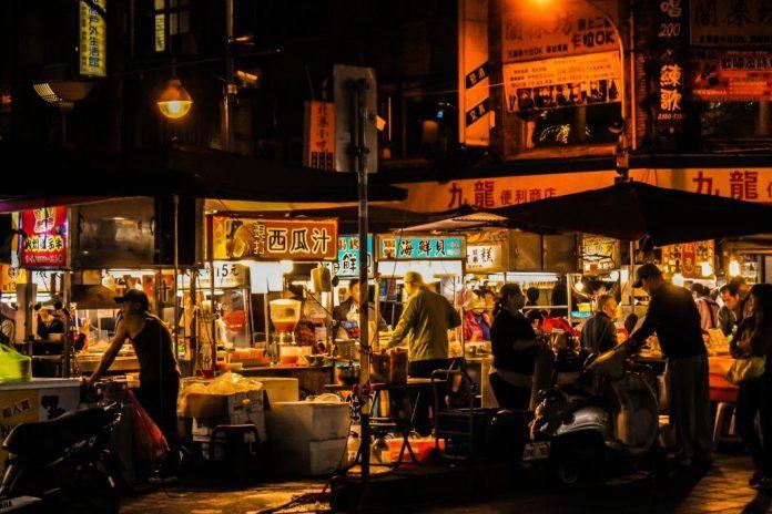 Chợ đêm Ninh Hạ – Đài Bắc