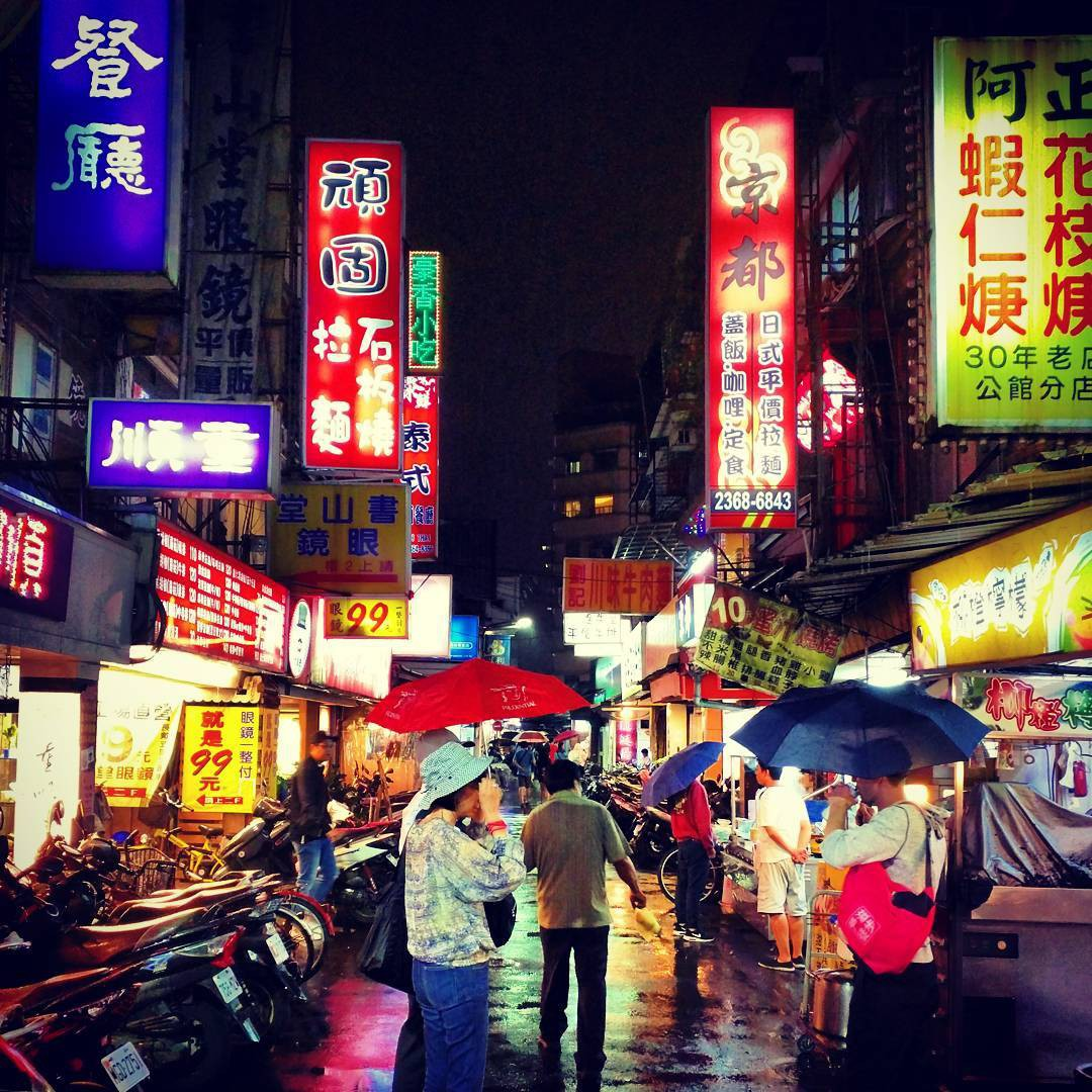 Chợ đêm Công Quán