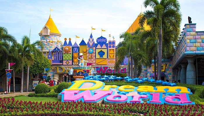 Công viên Dream World Bangkok Thái Lan