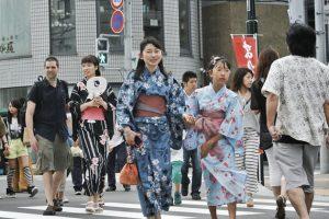 Một số kinh nghiệm du lịch Nhật Bản mùa hè phải biết