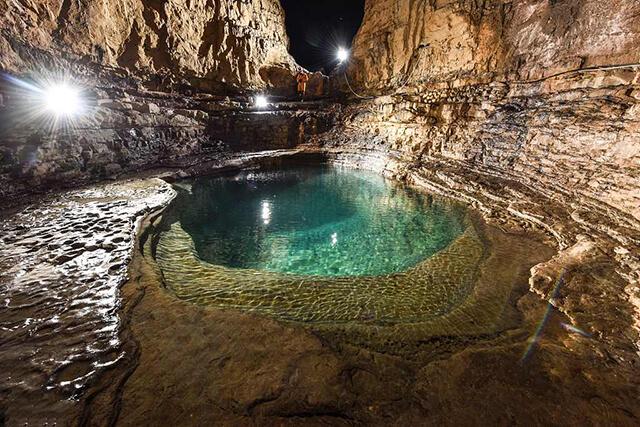Shuanghe ở Quý Châu là hang động dài nhất châu Á, có cấu trúc phức tạp cùng nhiều dấu vết khảo cổ đặc biệt