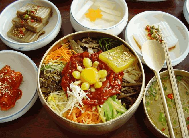 các món ăn chay Thái Lan
