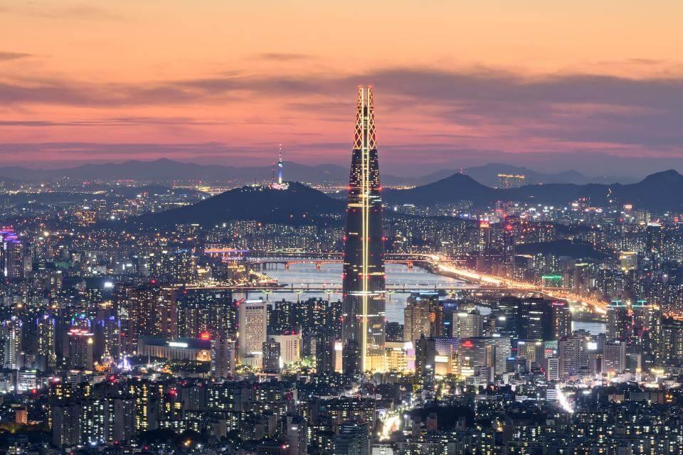 Khí hậu tại Seoul như thế nào?