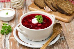 Thưởng thức ẩm thực Nga món ngon không thể bỏ qua