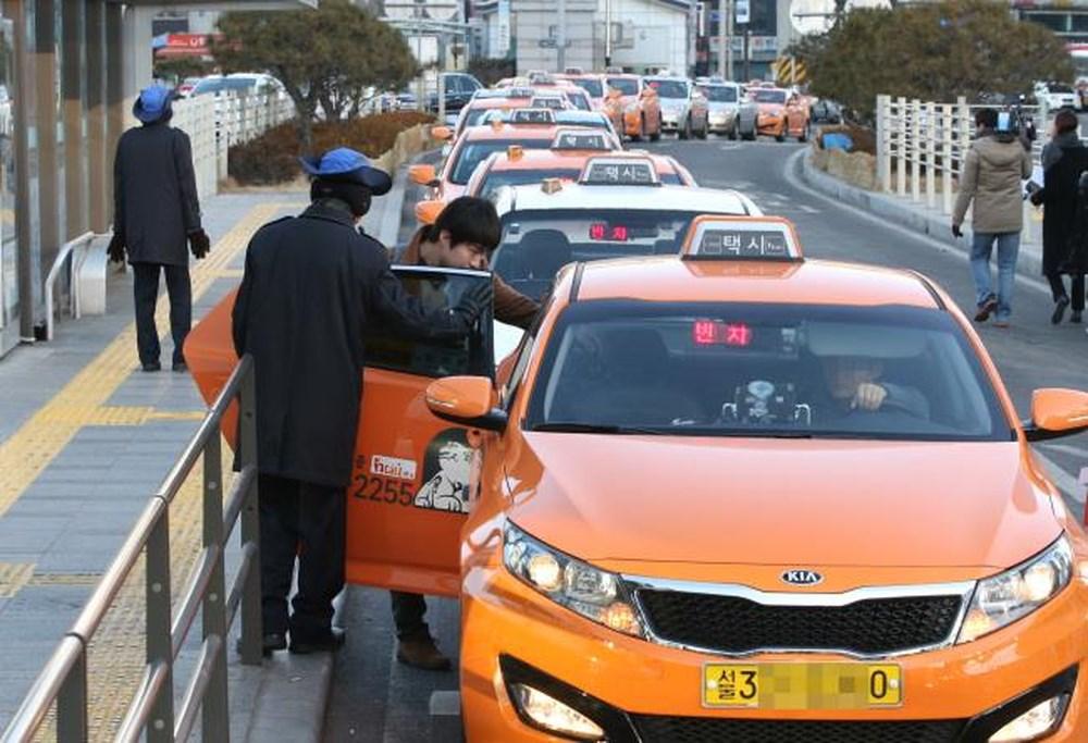 Taxi Hàn Quốc