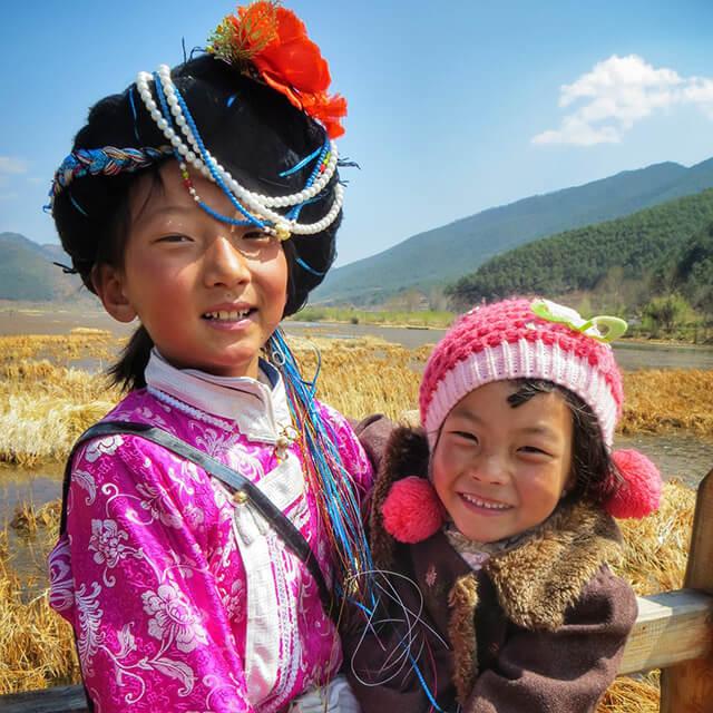 Cộng động người Musuo sinh sống ở Hồ Lư Cô vẫn theo chế độ mẫu hệ