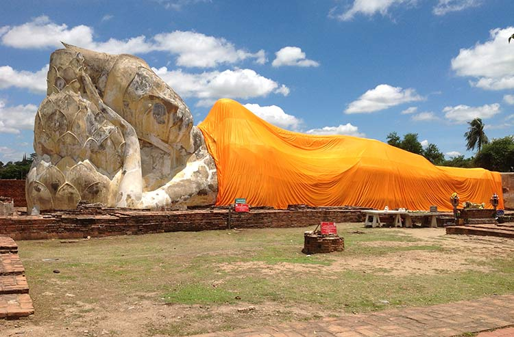 Chùa Wat Lokaya Suttha