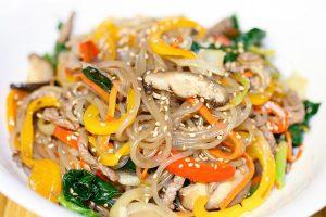 Những món ăn chay mà bạn nên thử khi đi du lịch Hàn Quốc!!!