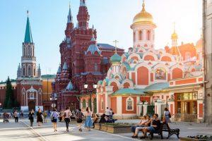 Mùa hè rủ nhau đi du lịch nước Nga có gì thú vị?