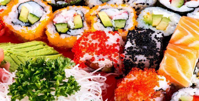 Sushi kiểu Kyoto