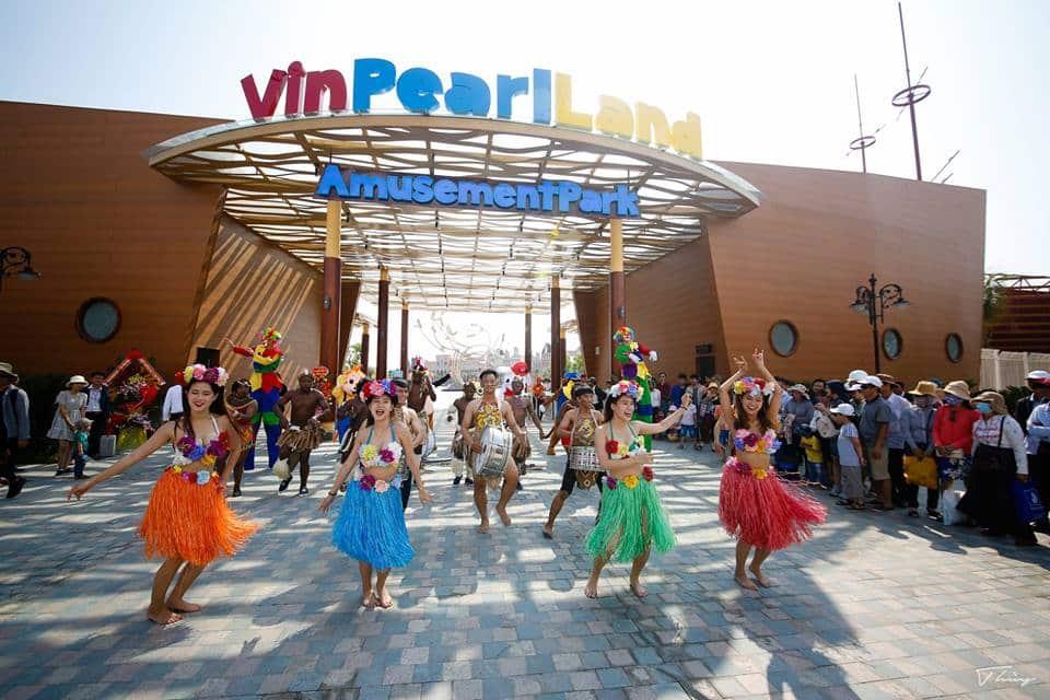 công viên Vinpearl Land Nam Hội An